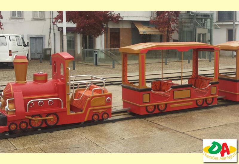 Resultado de imagem para comboio de carrossel